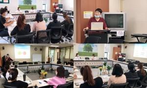 협력기관 방문 사례관리 교육
