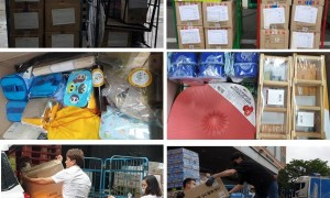 7월 이마트 희망나눔 프로젝트 - 희망물품 지원